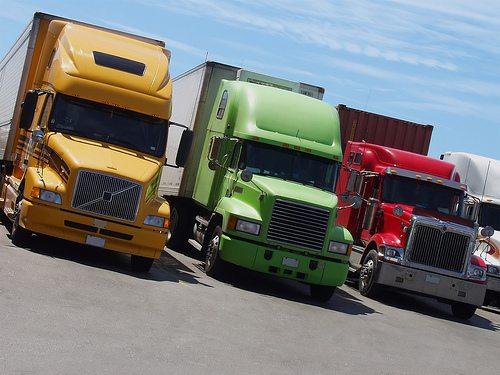 Class 8 Semi Truck Fuel Efficiency