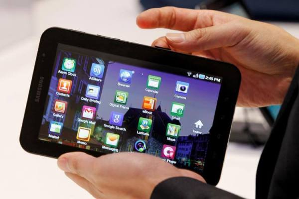 Android and Apple Tablets for Truckers