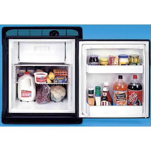 Food Cooling Options for Truck Drivers