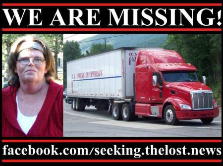 Urgent: Missing Truck Driver and Truck