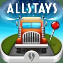 Mobile App for Truck Drivers AllStays