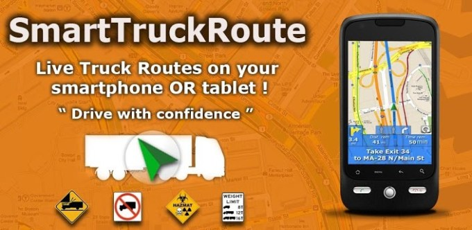Smart Truck Route 2