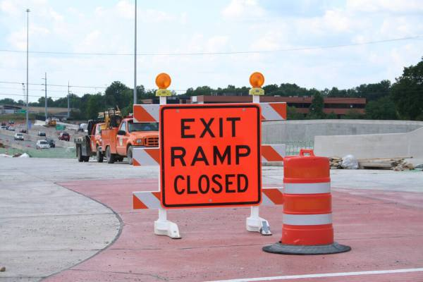 Drivers headed through Lincoln, Ne., on West O Street may have to adjust their route a bit if they plan on getting onto westbound I-80, as the U.S. 6 entrance onto the highway will be permanently shut down starting Thursday