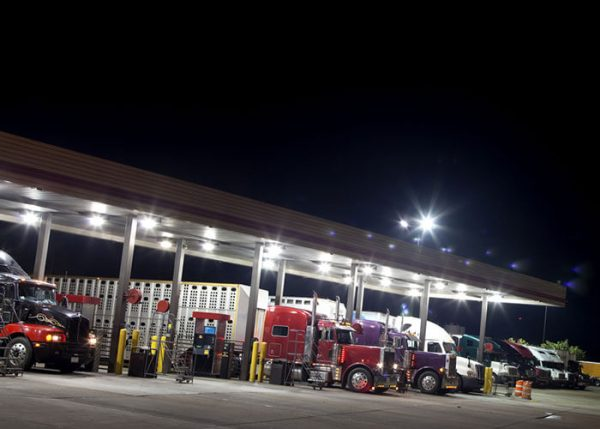 Residents In Three U.S. Towns Oppose Truck Stops