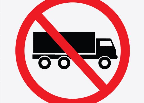 Police To Start Ticketing Overweight Trucks On Arlington Memorial Bridge This Week
