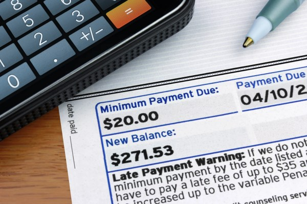 Minimum Payments On Credit Cards