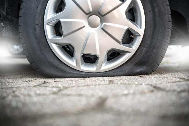 Image result for SOLUTIONS WHEN THE SHIRT TIRES, RUN FLAT TIRE