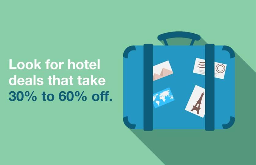 Hotel and airfare