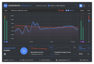 Sonarworks Reference 4.3: more headphones, features for calibrating your mixes