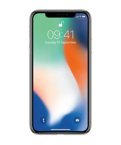 Apple iPhone X Gb silver