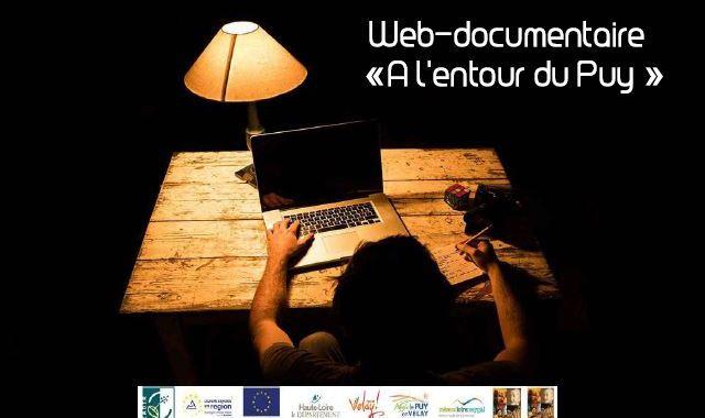 """Présentation & projection du web-documentaire """"A l'entour du Puy"""" (Brives-Charensac)"""