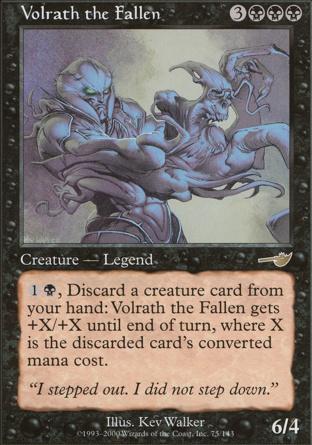 Volrath the Fallen in Nemesis