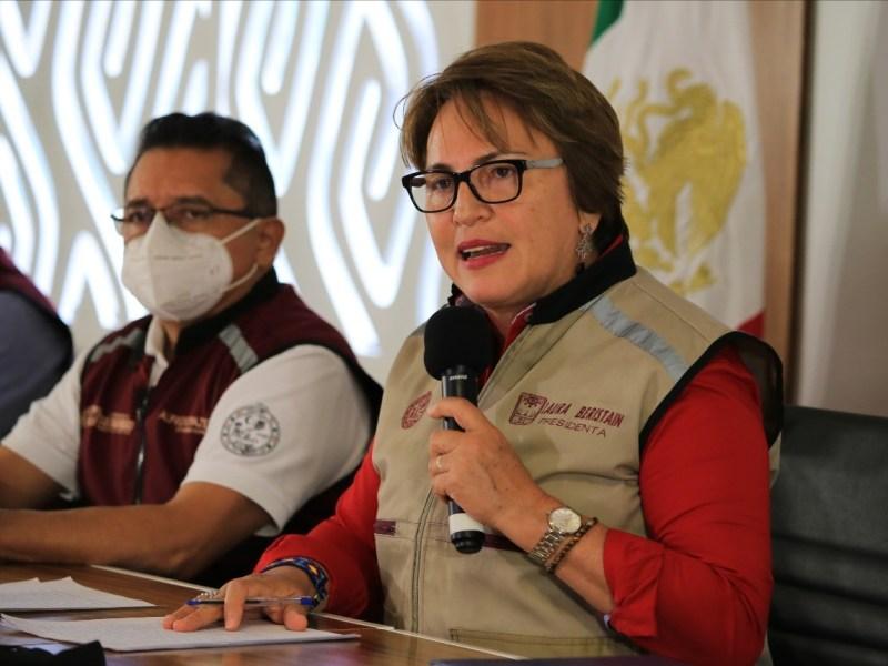 Laura Beristain Navarrete va por revocacion de la concesion del contrato Aguakan QUINTANA ROO