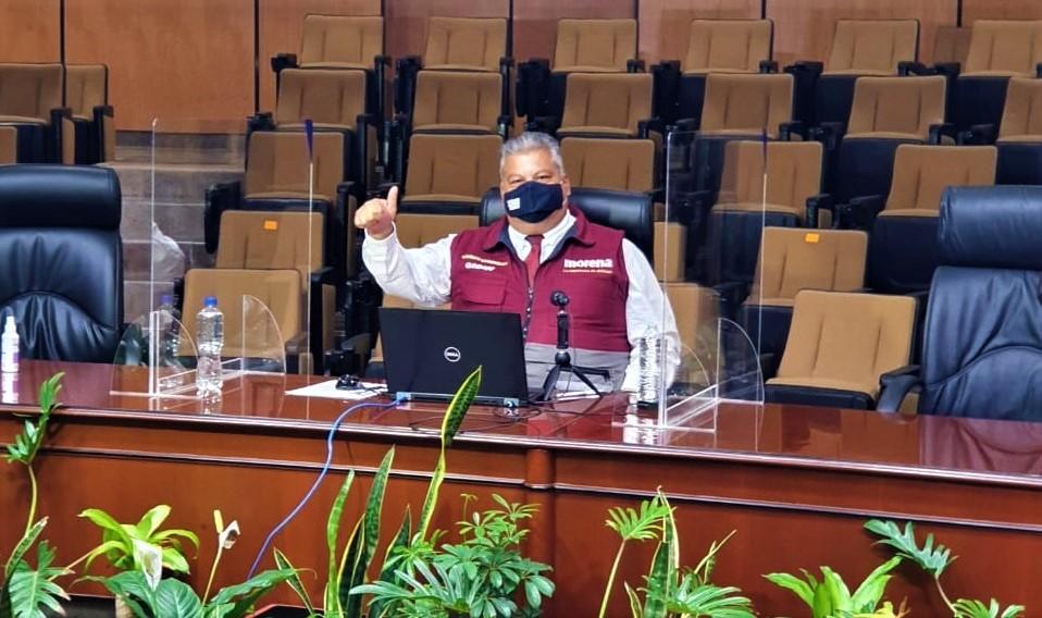 Carlos Cervantes Godoy garantizara mayor seguridad en Iztapalapa