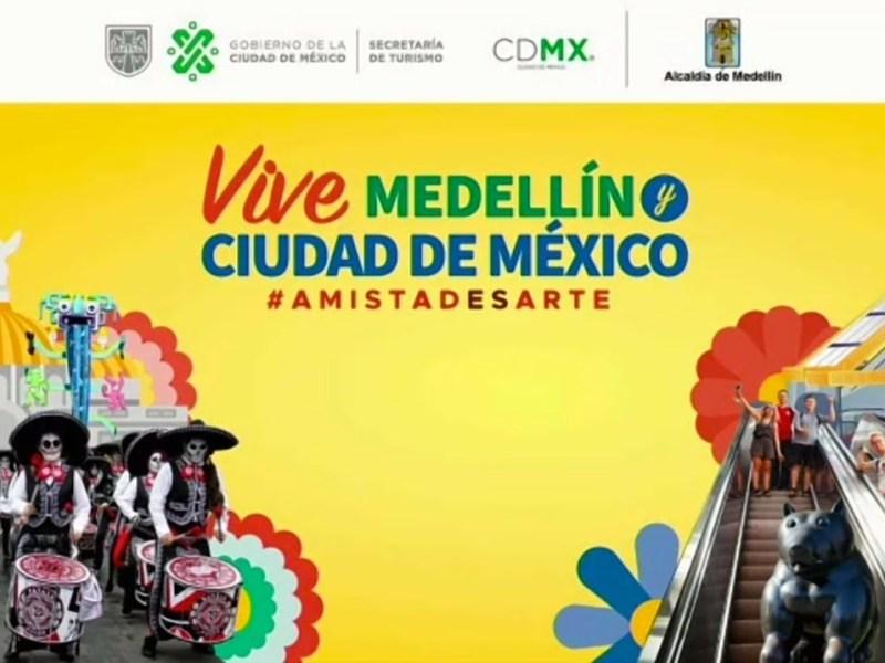 Firman Ciudad De Mexico Y Medellin Memorandum De Entendimiento
