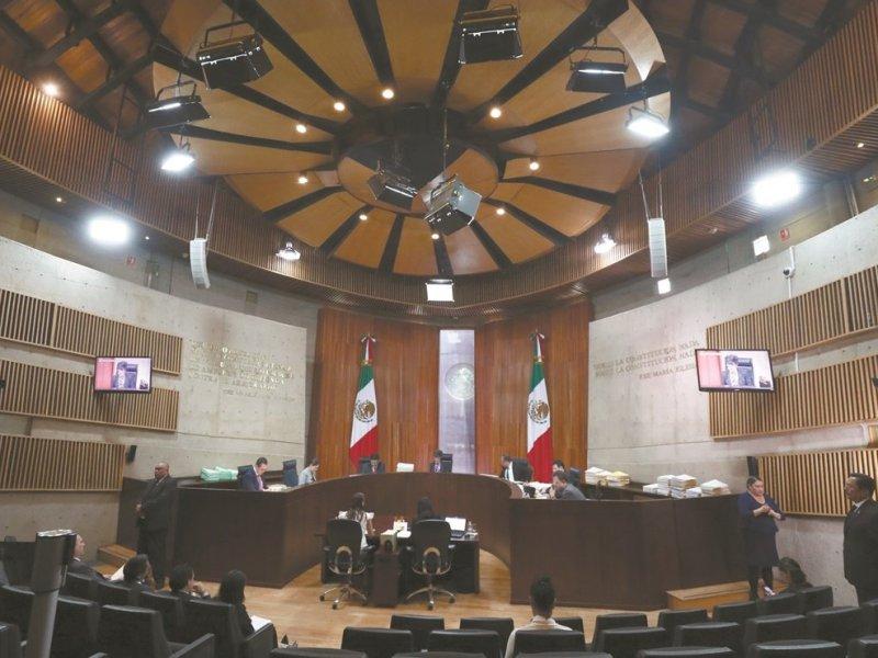 TRIBUNAL ELECTORAL DEL PODER JUDICIAL CDMX PRESS