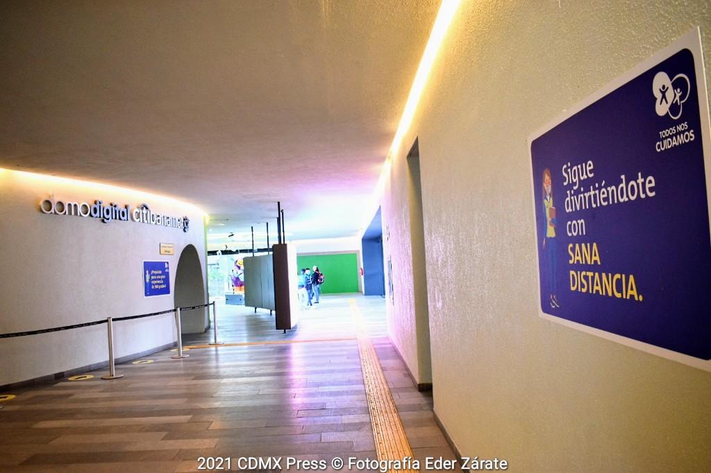 Papalote Museo del Nino reabre sus puertas 3