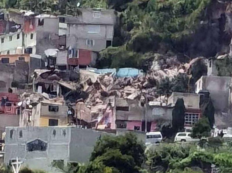 cerro chiquihuite foto