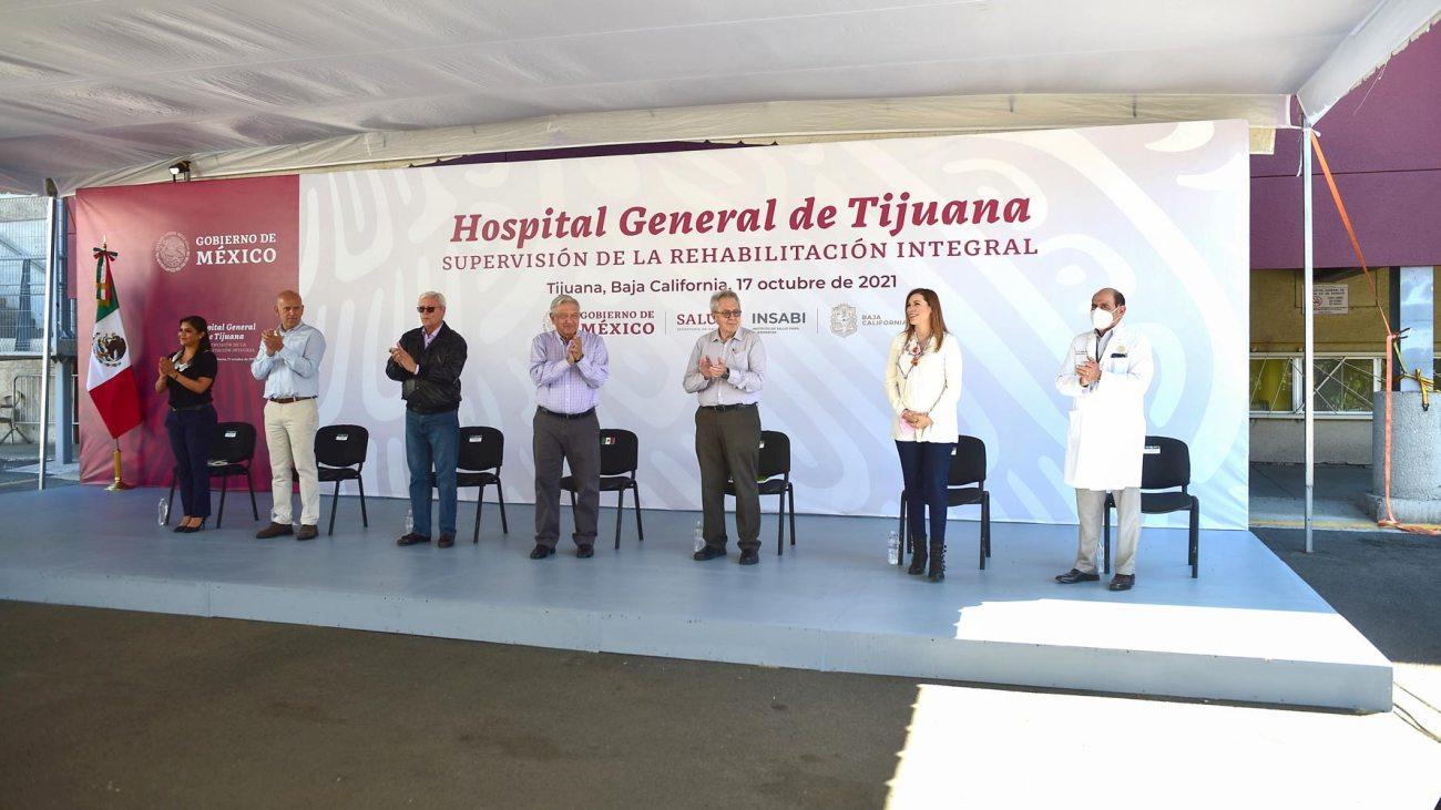 Trabajadores de la salud eventuales seran contratados antes de terminar el sexenio reafirma Lopez Obrador