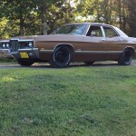 1971 Ford Galaxie 500 P Code 429 Interceptor
