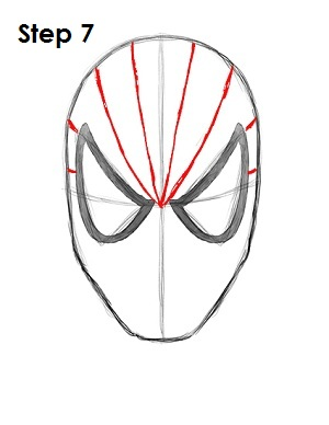 How To Draw Spiderman Step By Step Easy : spiderman, Spider-Man, VIDEO, Step-by-Step, Pictures