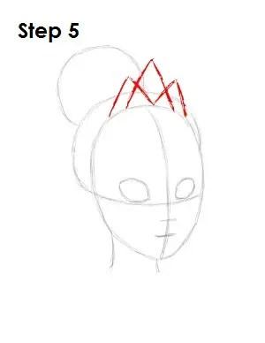Princess Tiana Drawing : princess, tiana, drawing, Disney