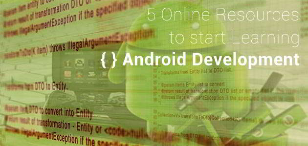desarrollo de aplicaciones de Android: comience a aprender el desarrollo de Android