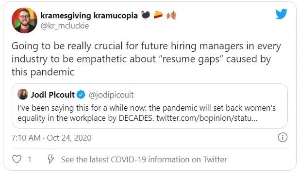 ↘️️ Stop Falling into Resume Gaps