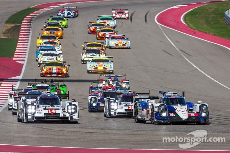2015 WEC calendar revealed, Nurburgring added
