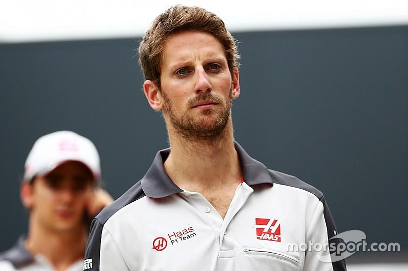 Grosjean duro con Pirelli: