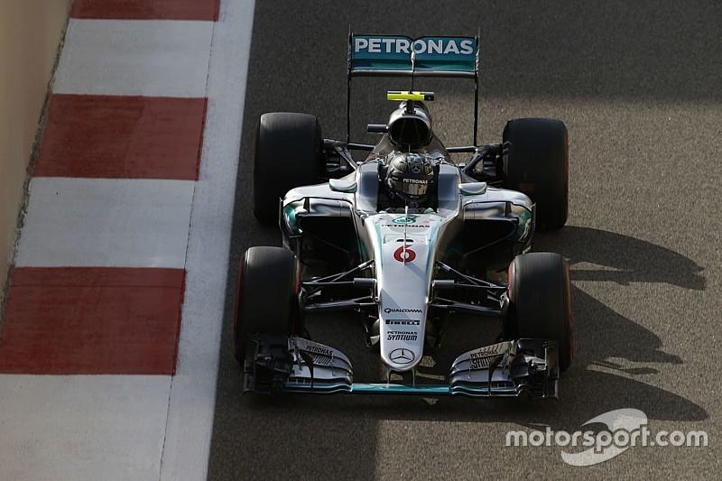 Nico Rosberg campione del mondo ad Abu Dhabi 34 anni dopo papà Keke