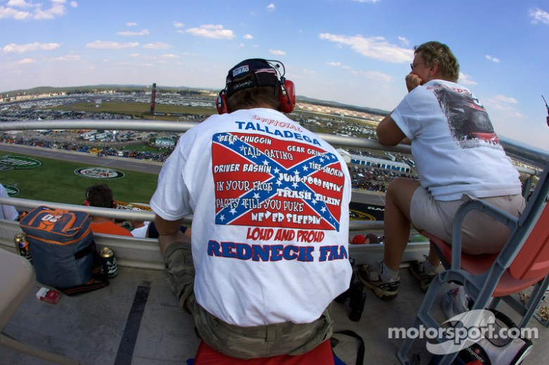 Official Talladega Redneck Fan t-shirt at Talladega II