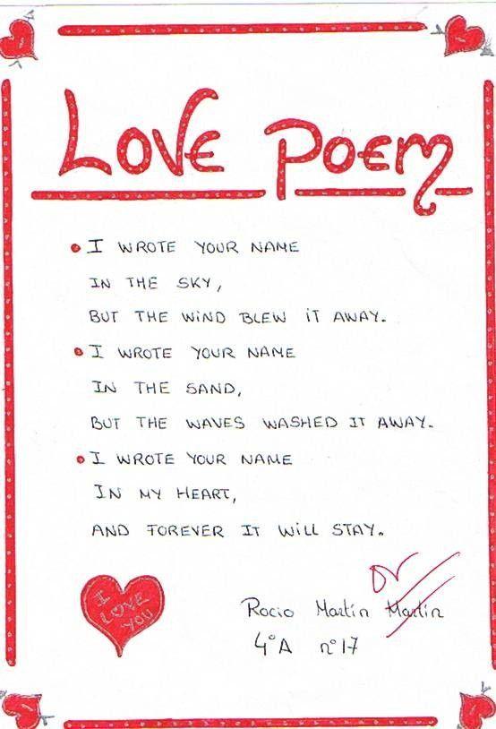 Valentines Poems For Husband : valentines, poems, husband, Husband, Valentine, Poems