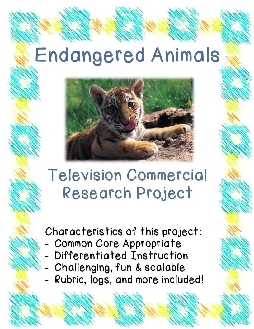 medium resolution of Endangered animal Poems