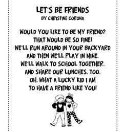 2nd grade Poems [ 1600 x 1236 Pixel ]