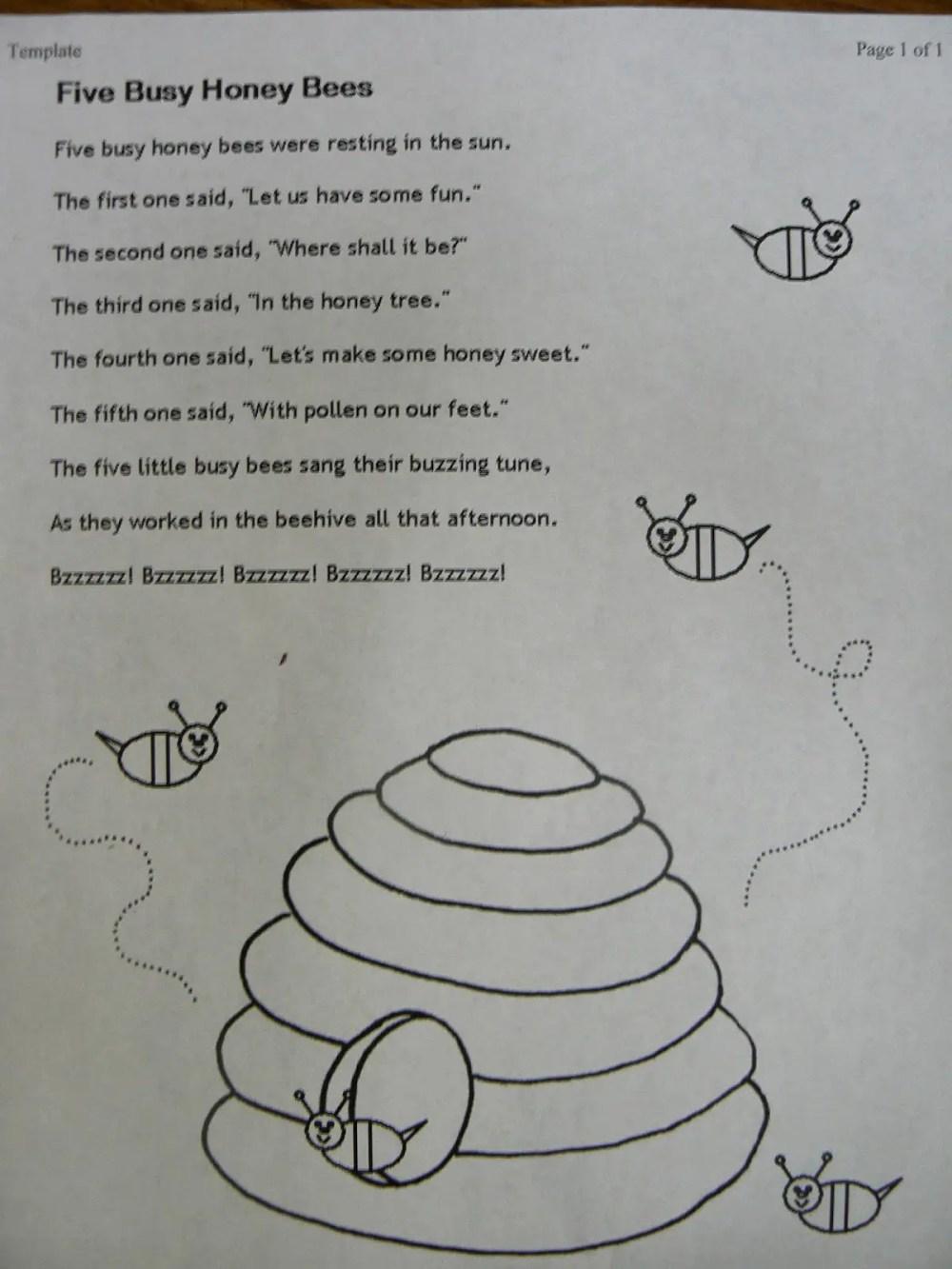 medium resolution of Bee Poems