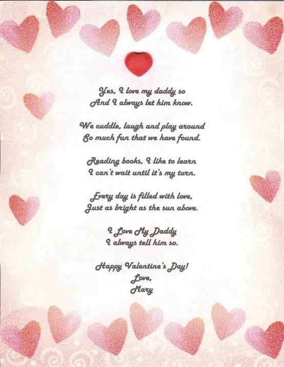 Valentines Poem For Moms : valentines, Valentine, Poems