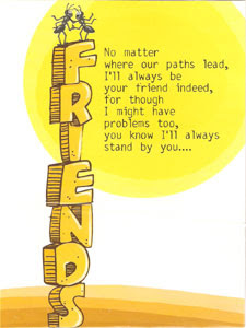 Small Funny Poems On Friendship : small, funny, poems, friendship, Funny, Friendship, Poems