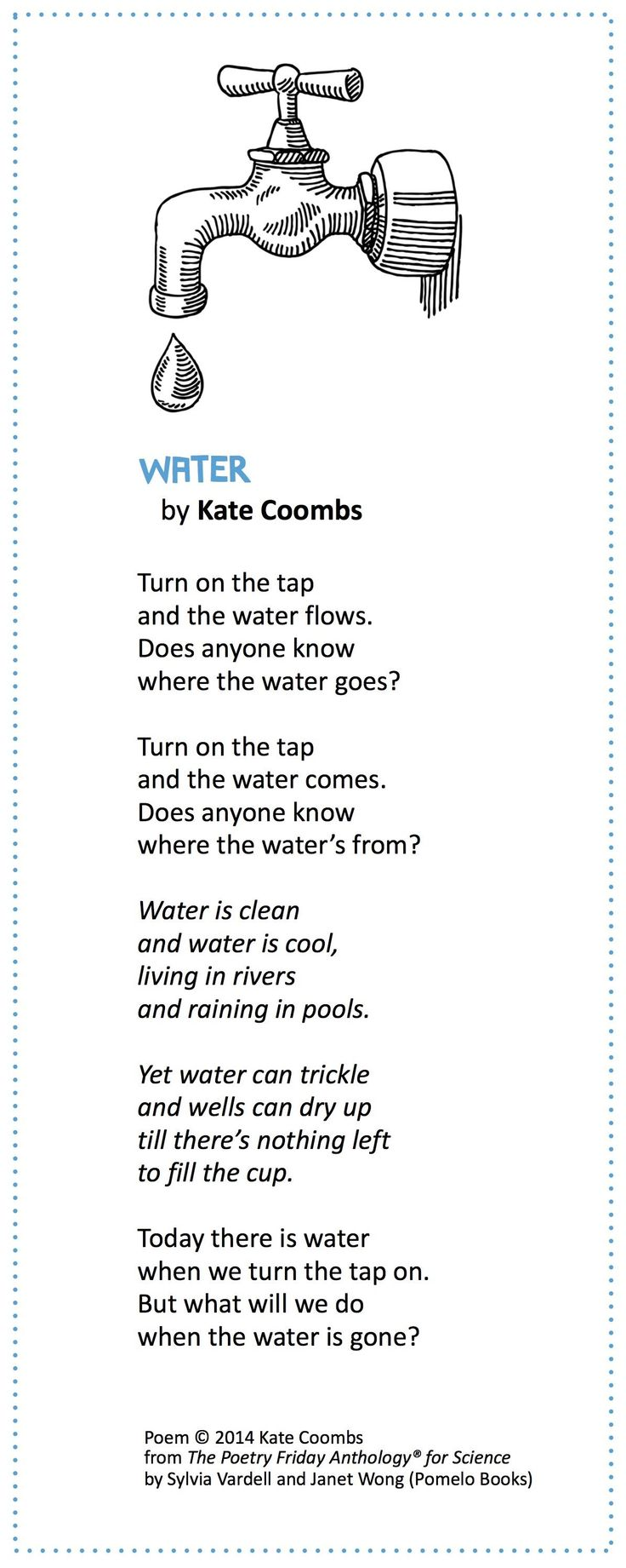 hight resolution of Natural resources Poems