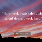 190 Motivational Work Hard Quotes And Sayings For Success In Life