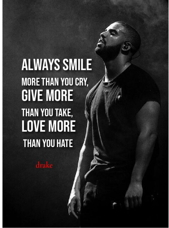 Drake Lie To Me Lyrics : drake, lyrics, Drake, Quotes, Lyrics, About, Love,, Success