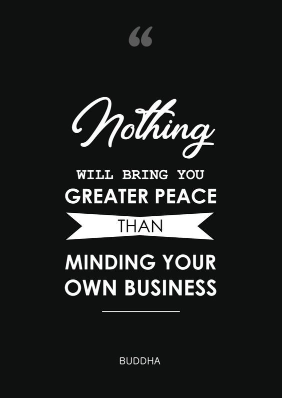 Minding My Own Business Quotes : minding, business, quotes, Business, Quotes, Images, Random, Vibez