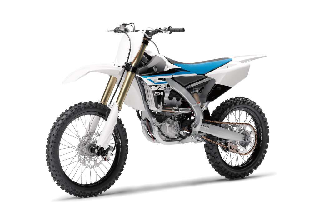 2018 Yamaha YZ250F Review • Total Motorcycle