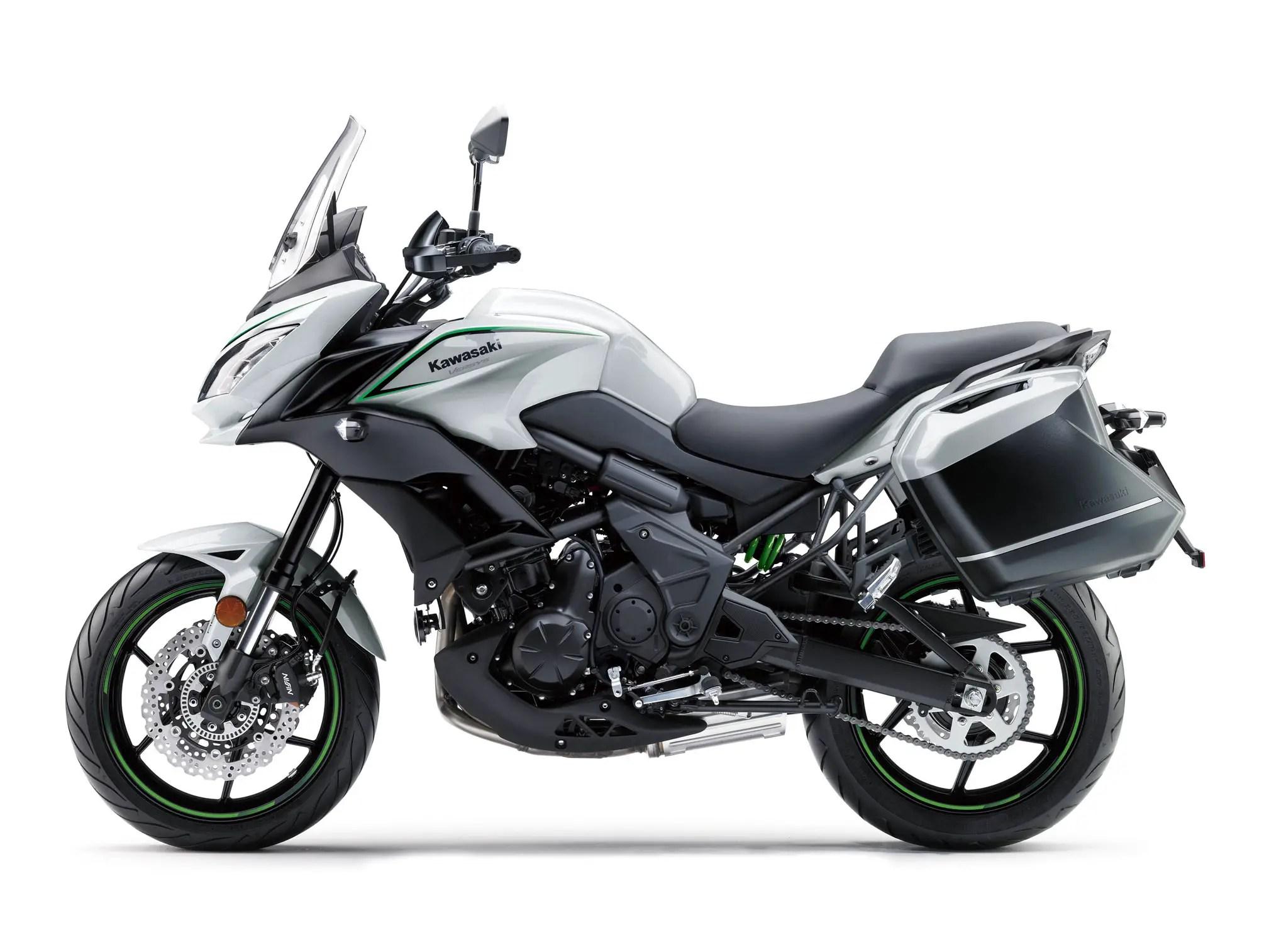 2018 Kawasaki Versys 650 ABS Review • Total Motorcycle