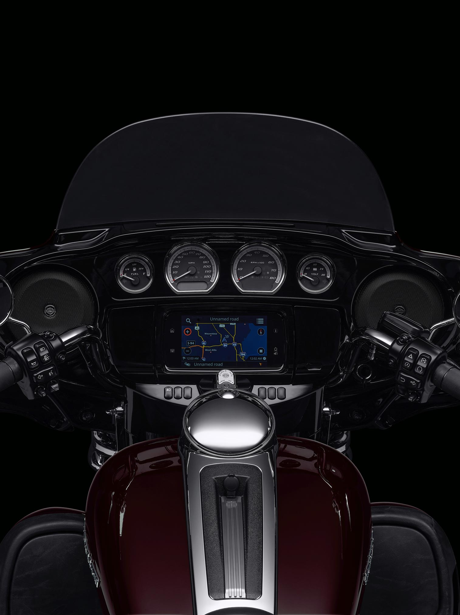 Custom Ultra Limited : custom, ultra, limited, Harley-Davidson, Ultra, Limited, Guide, Total, Motorcycle