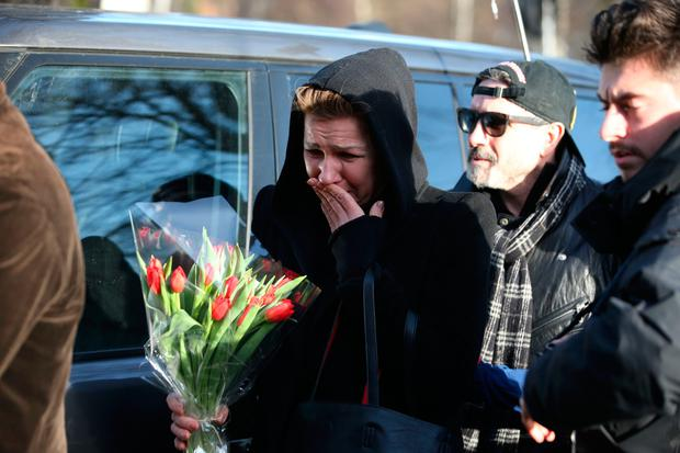 Image result for Singer George Michael laid to rest in London