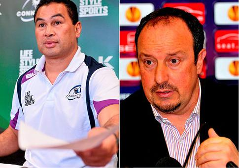 Pat Lam produced a document with facts just like Rafa Benitez once did