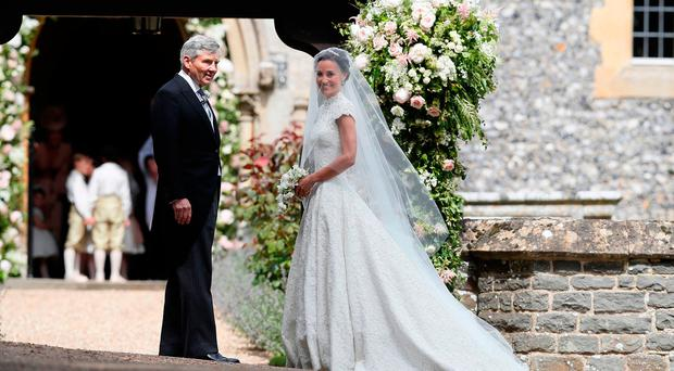 Is This The Dress Pippa Middleton Wore For Her Wedding