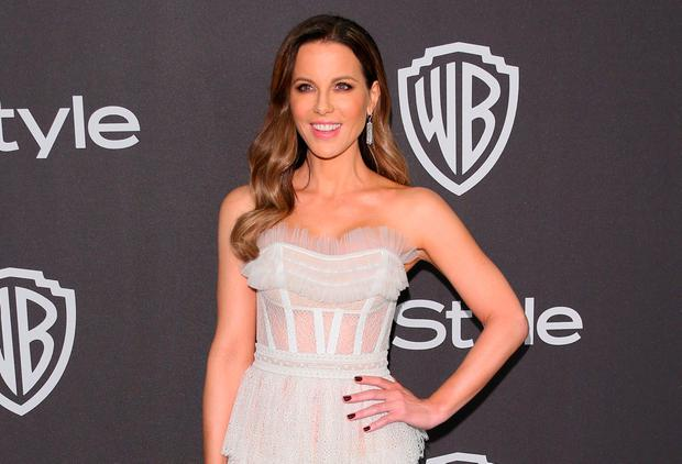 British Actress Kate Beckinsale Arrives For The Warner Bros And In Style 20th Annual Post