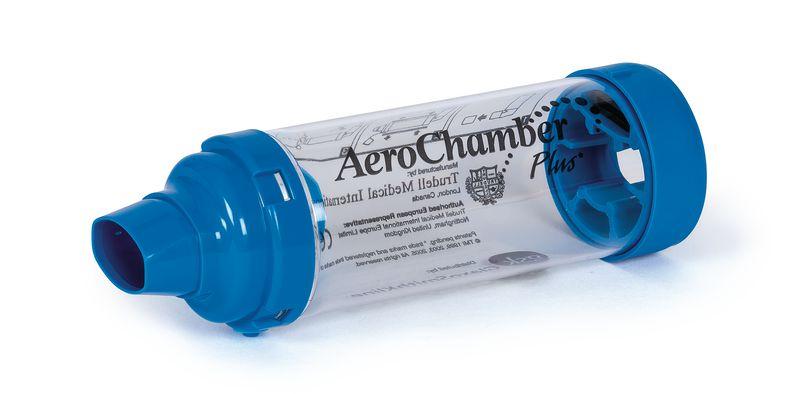 Chambre dinhalation Aerochamber  Securimed